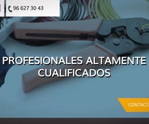 Instalaciones eléctricas en Alicante | Abundio García Electricidad