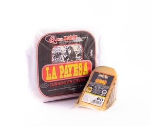 Paquete queso la Payesa Curat Cava