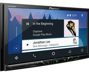 Radio Multimedia doble Din Pioneer SPH-DA230DAB CarPlay y Android