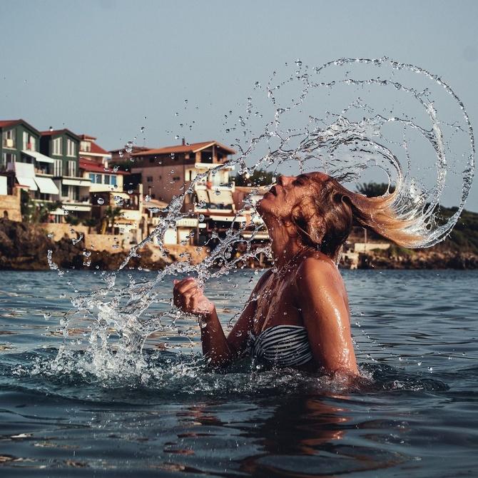 Cuida de tu cabello en verano