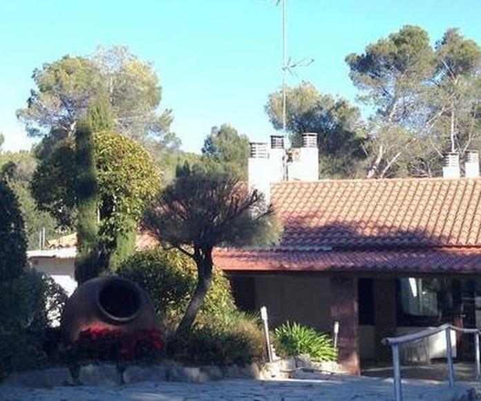 Residencia de ancianos en Matadepera