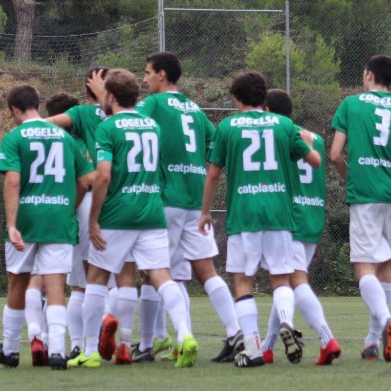 Primer equipo: El Club de VALLDOREIX FC