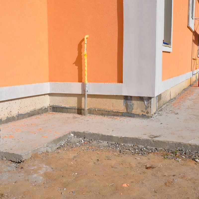 Impermeabilización de fachadas: Servicios de Façanes Ferrán Sánchez
