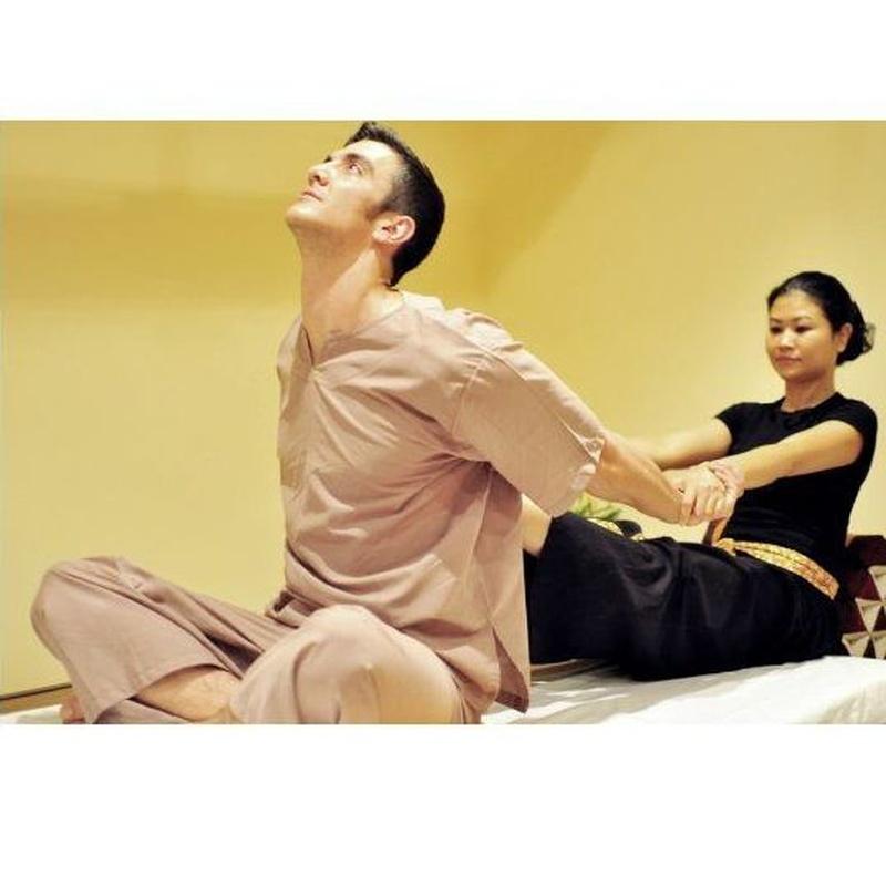 Tradicional tailandés: Servicios   de Kwantida Thai Massage spa