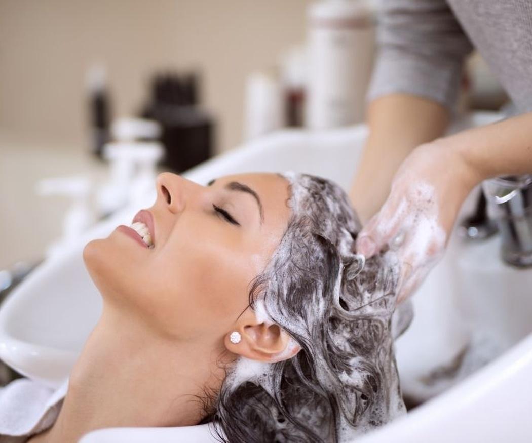 El después de la aplicación de keratina en tu pelo