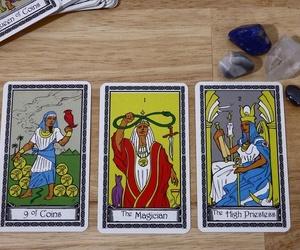 El origen místico del Tarot
