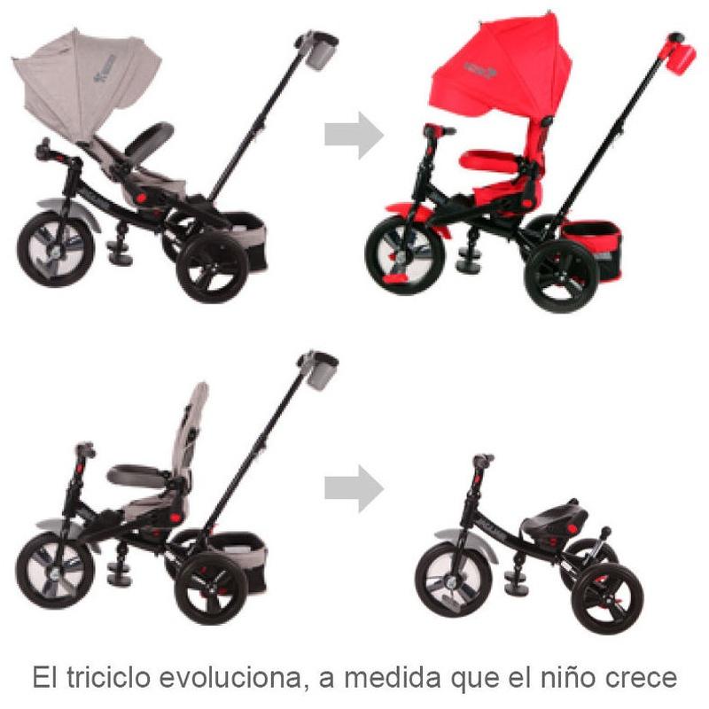 Triciclo Evolutivo Jaguar de Lorelli: Productos de Mister Baby