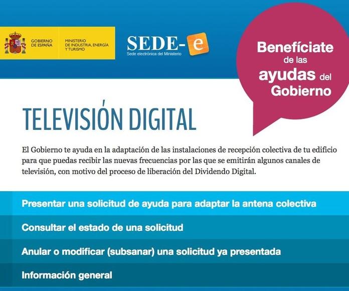 Web ayudas dividendo digital