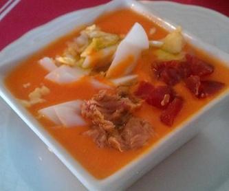 Ensaladas: Carta y menús de El Reservado Restaurante