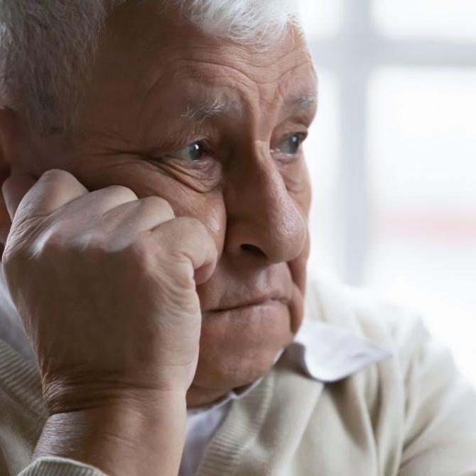 Demencia senil: fases y sus síntomas