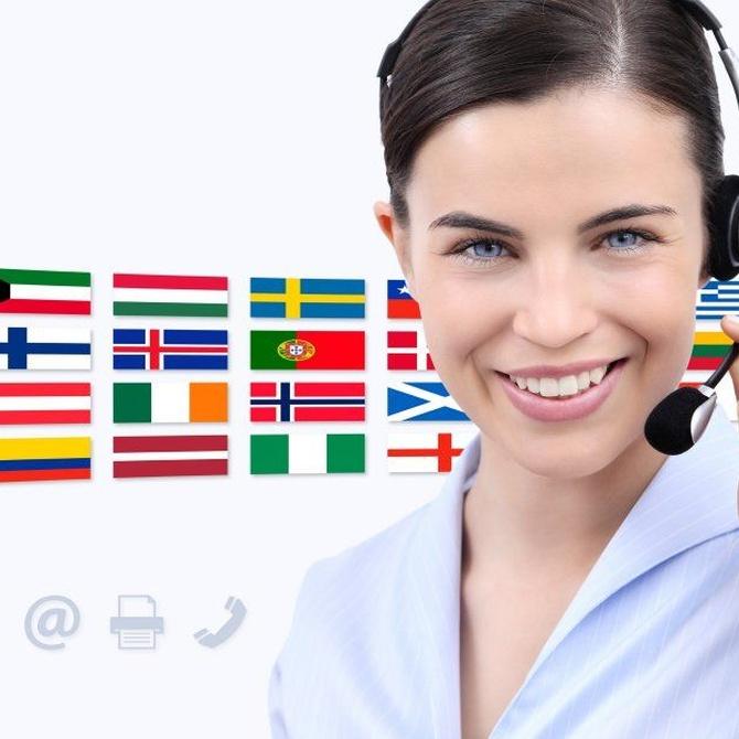Motivos para estudiar traducción profesional