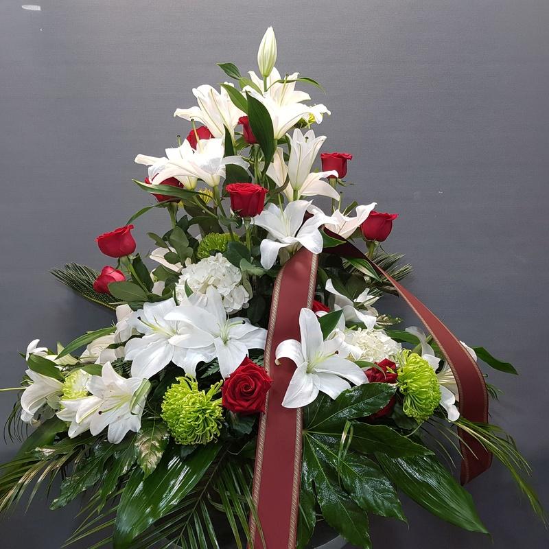 centro una cara funerario : Productos de Flores Madrid