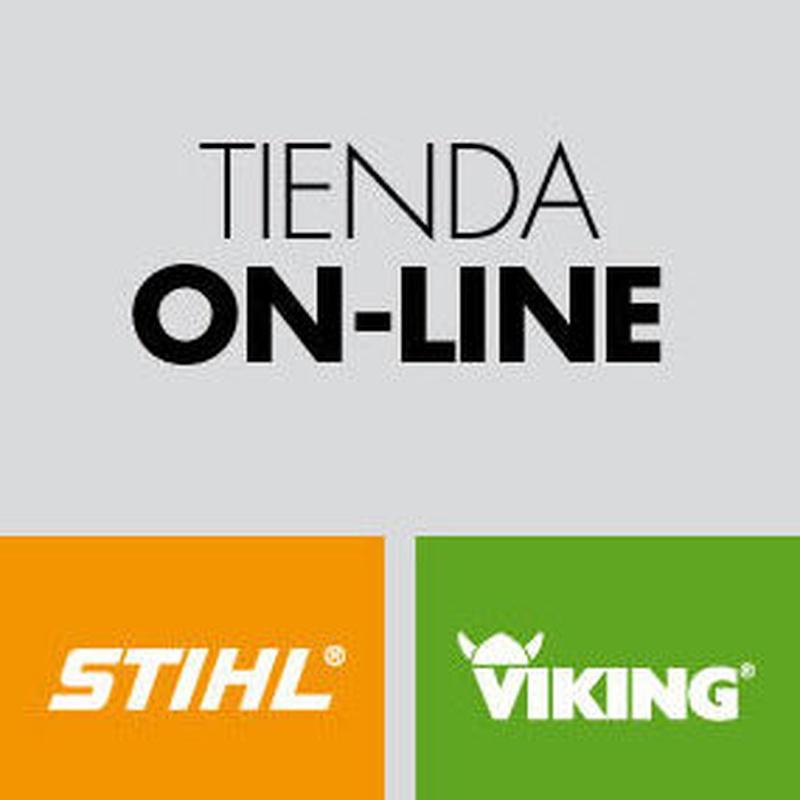 Acceso directo a Tienda online: Productos y servicios de Maquiagri