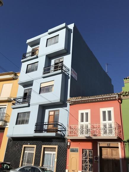 Rehabilitación y restauración de fachadas: Servicios de Fachadas Monzón