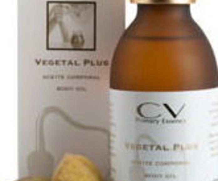 Aceite de masaje Vegetal Plus body oil