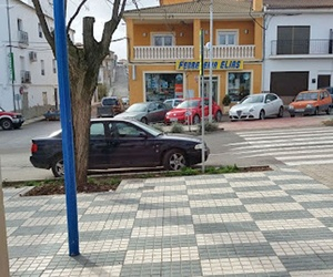 Fachada de tienda de bricolaje en Sevilla