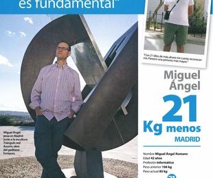 Testimonio de Miguel Angel