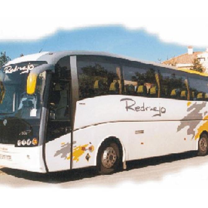 Viaja seguro, viaja en autocar