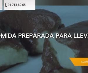 Asador de pollos en Rivas Vaciamadrid | El Tostaíto