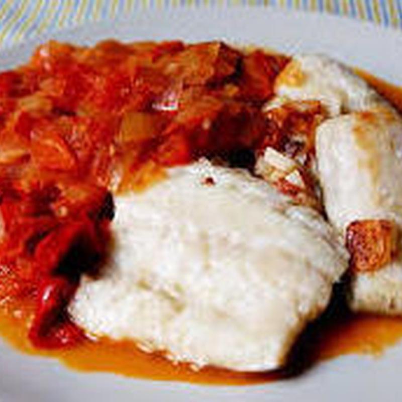 Menú nº 5: Menús y carta  de Restaurante El Caserío