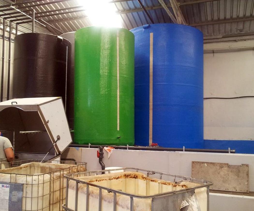 Cómo se recicla el aceite