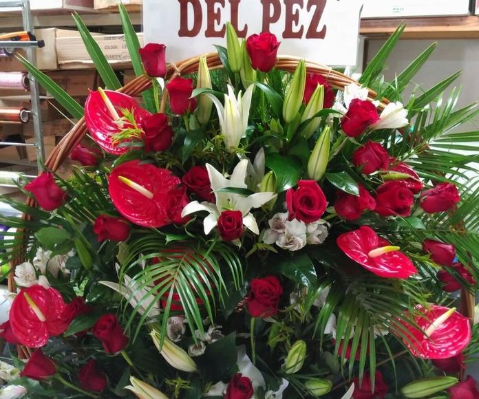 Centros de flores Logroño