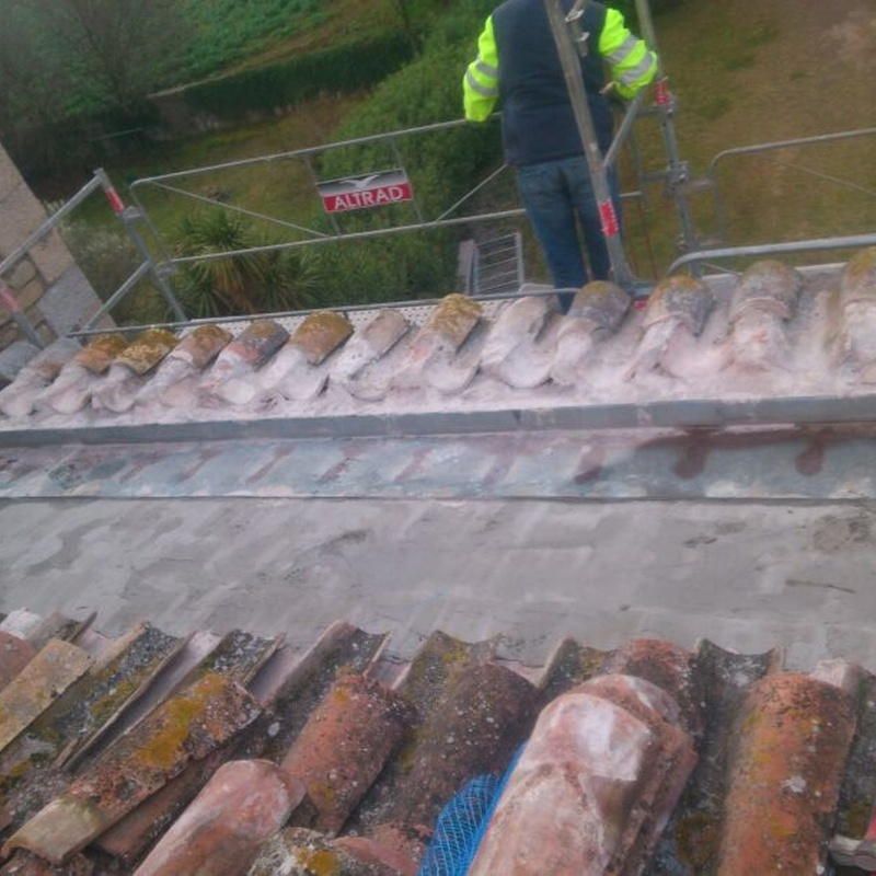 Impermeabilización: Servicios de Construccions Sagué