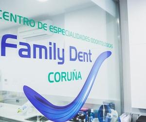 Family Dent en A Coruña