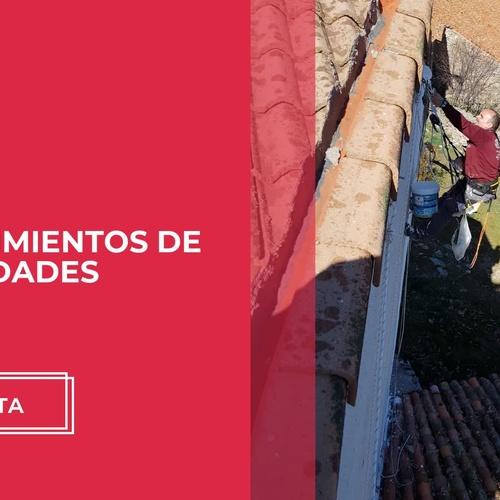 Reparación de tejados y cubiertas Ávila | Reformas Vetton