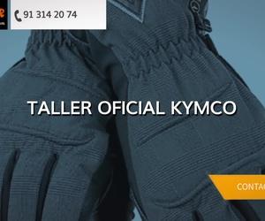 Taller Kymco en Fuencarral, Madrid