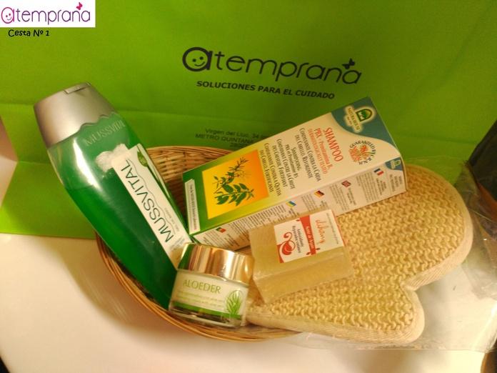Cesta regalo ducha : Alquiler de sillas de ruedas de Atemprana