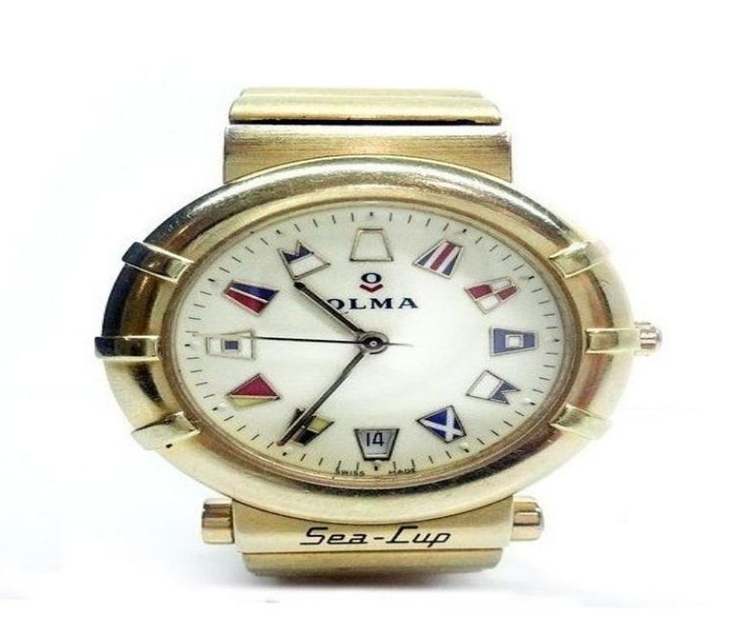 Compra de relojes de oro