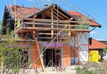Construcción de chaléts