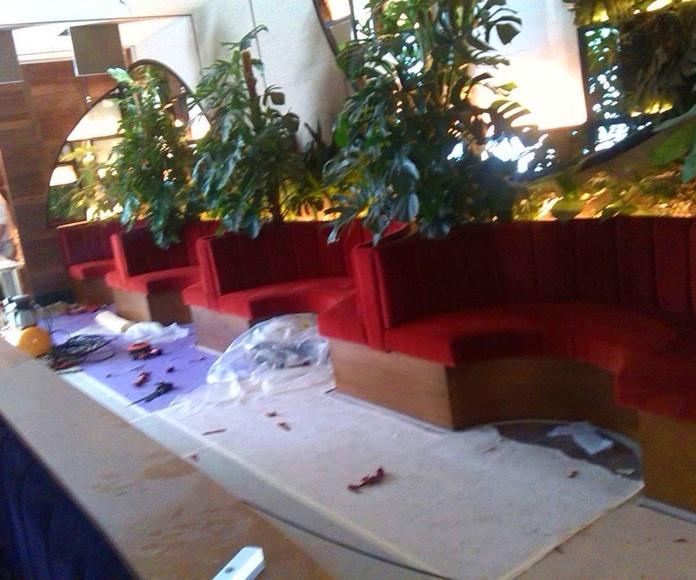Tapicería hostelera: Servicios de TapiMadrid