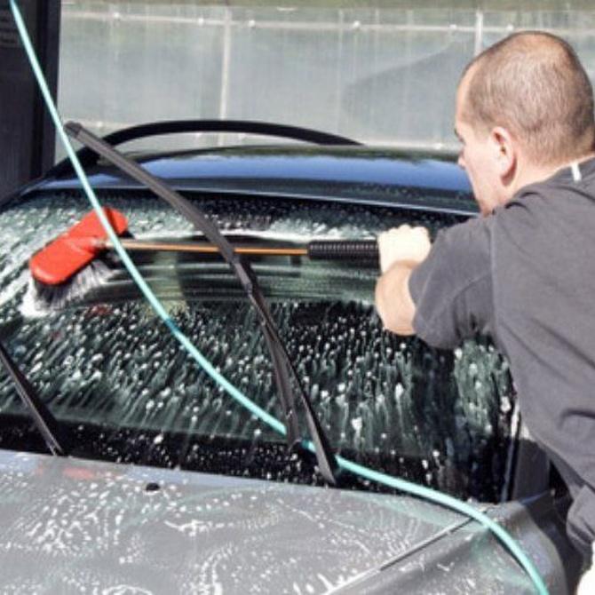 Cómo debería ser un lavado de coche eficaz