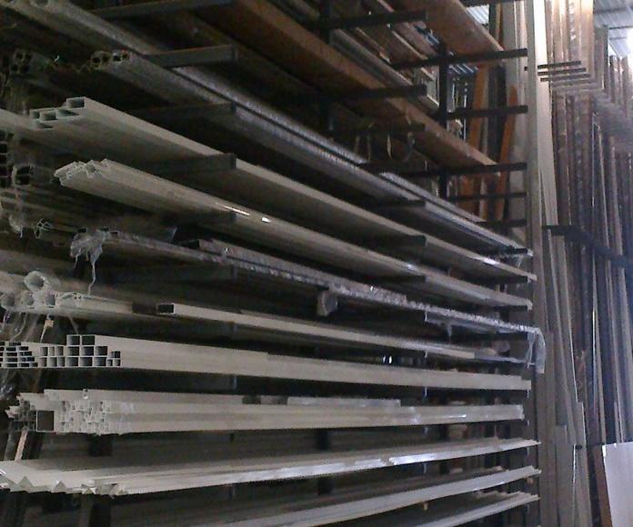 Taller aluminio