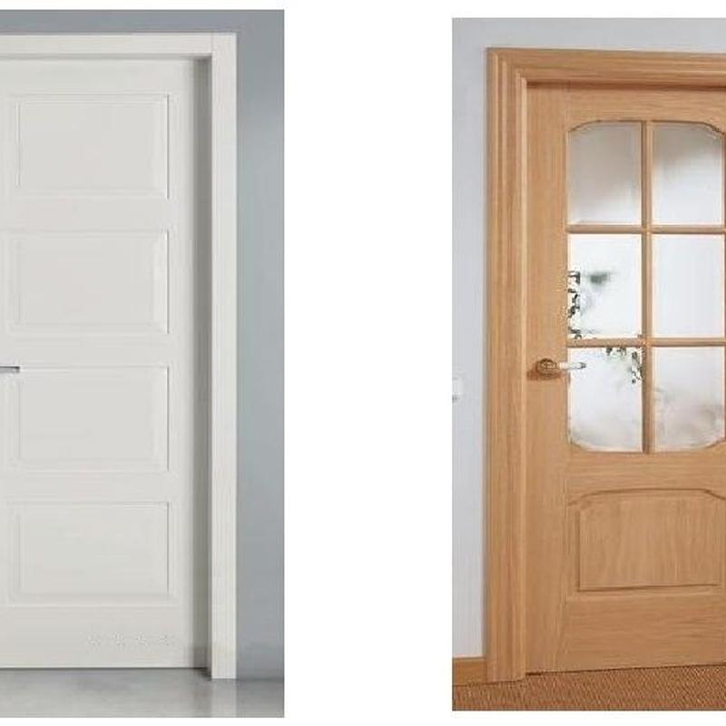 Puertas: Servicios de Carpintería Kayde