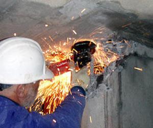 Empresa de perforaciones y cortes en hormigón