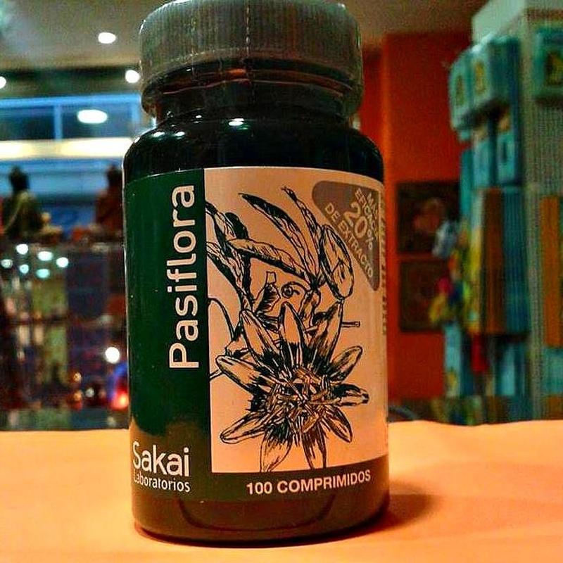 Pasiflora: Cursos y productos de Racó Esoteric Font de mi Salut