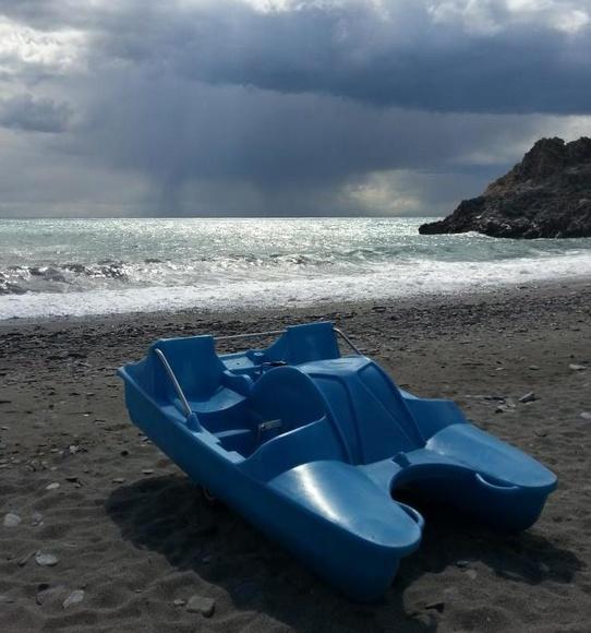 Barcas de paseo en La Barraca