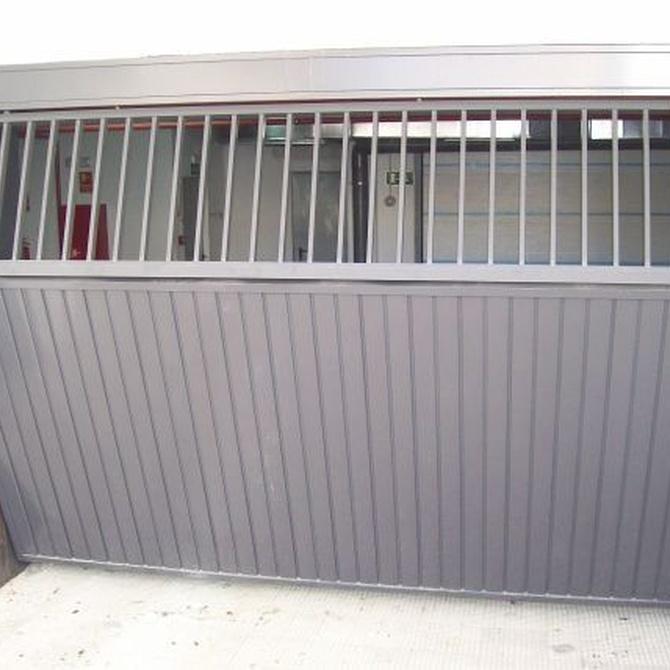 ¿Qué puede ocurrir cuando la puerta de nuestro garaje no se abre?