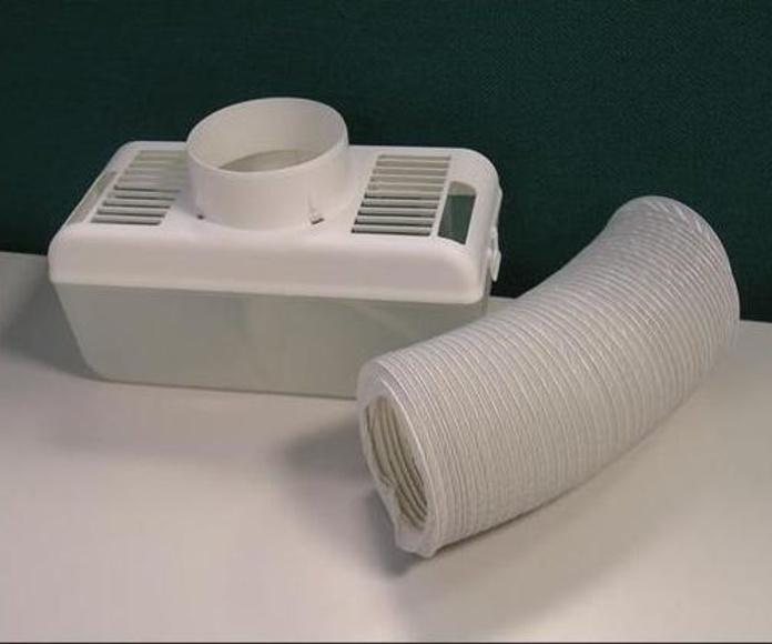 Accesorios secadoras: Reparaciones de El Titán