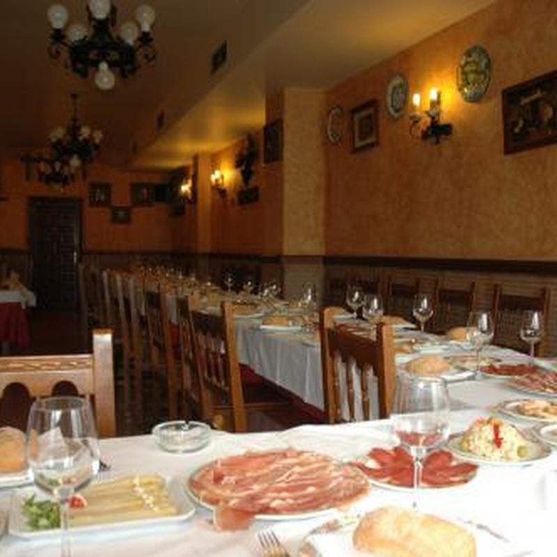 Servicios: Especialidades de Bar Restaurante El Túnel