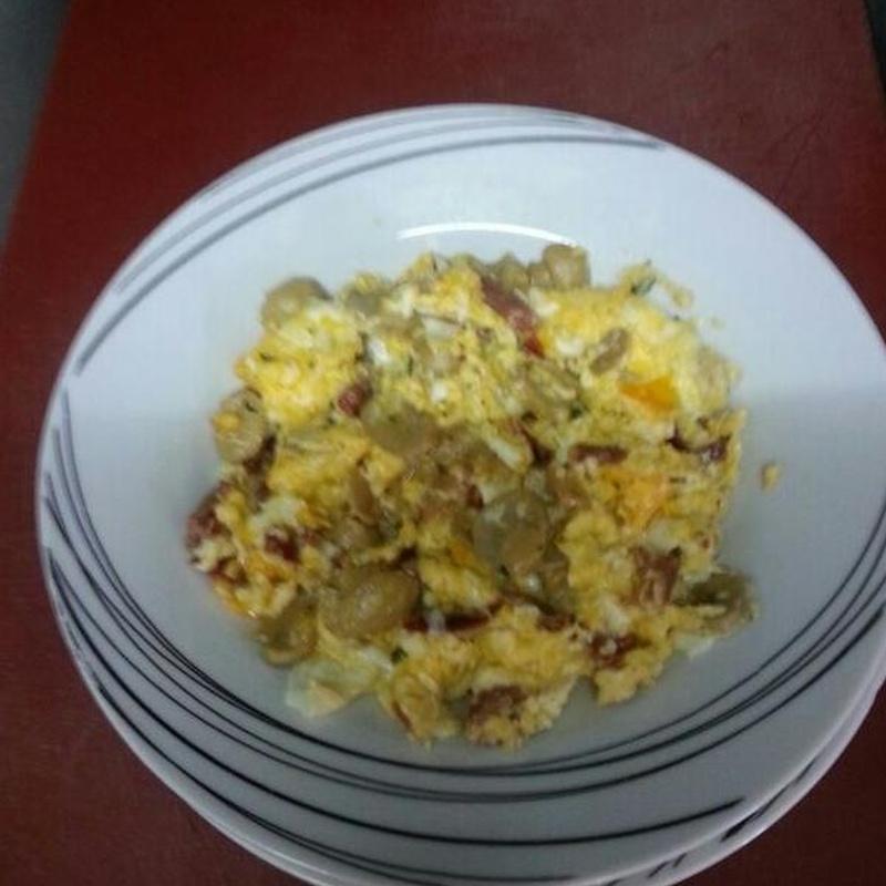 Menú del día: Especialidades de la casa de Cafetería Bayona