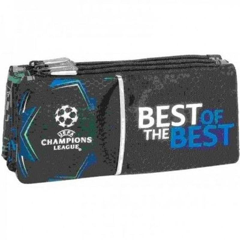 Portatodo triple Champions League Best. Sport Tandem 8412782402170