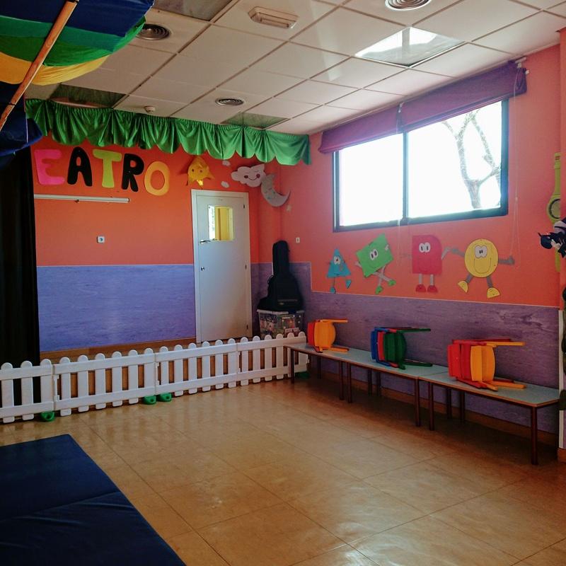 Instalaciones: Nuestro Mundo  de Escuela Infantil Sonrisas
