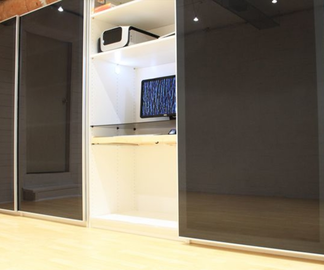 Las puertas perfectas para un armario