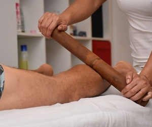 Bambú terapia San Sebastián