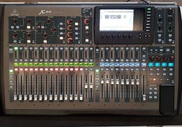 mesa audio X32