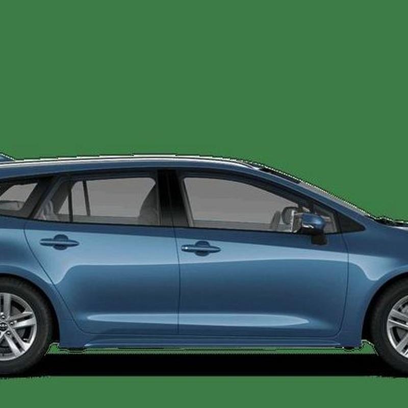 Vehículos híbridos: Servicios de Rent A Car Ducal